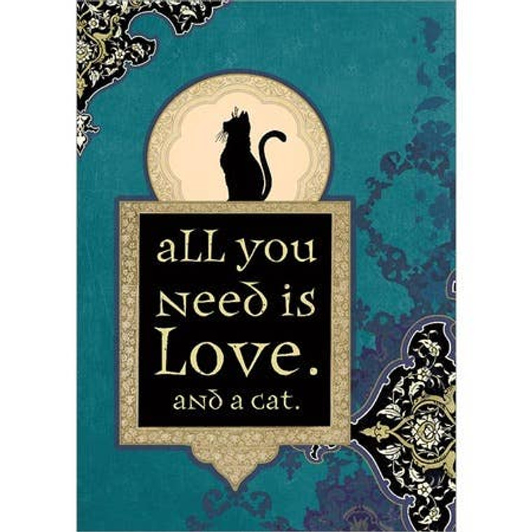 All You Need Birthday Card $4.99