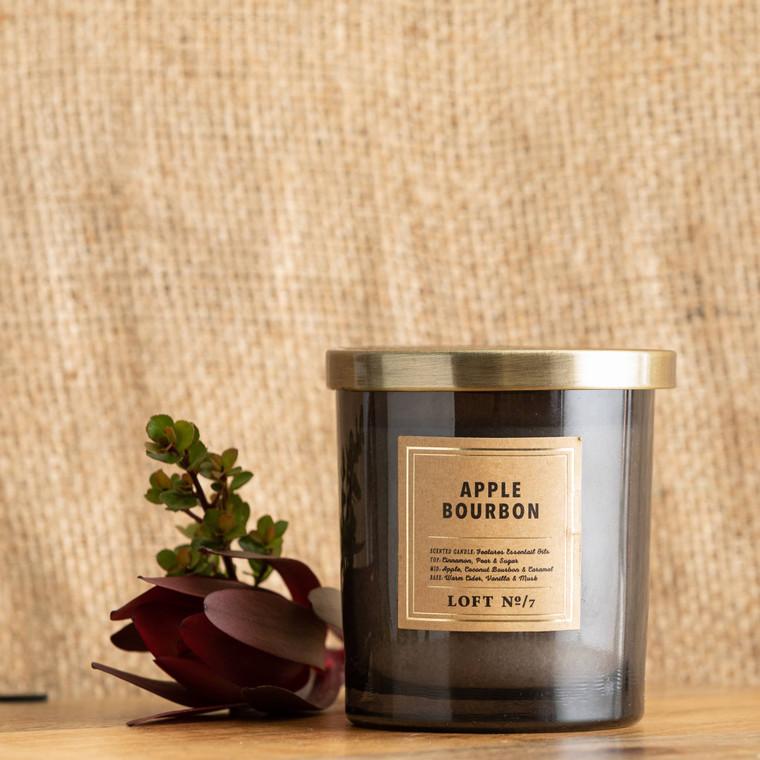 Apple Bourbon Candle 9.8oz