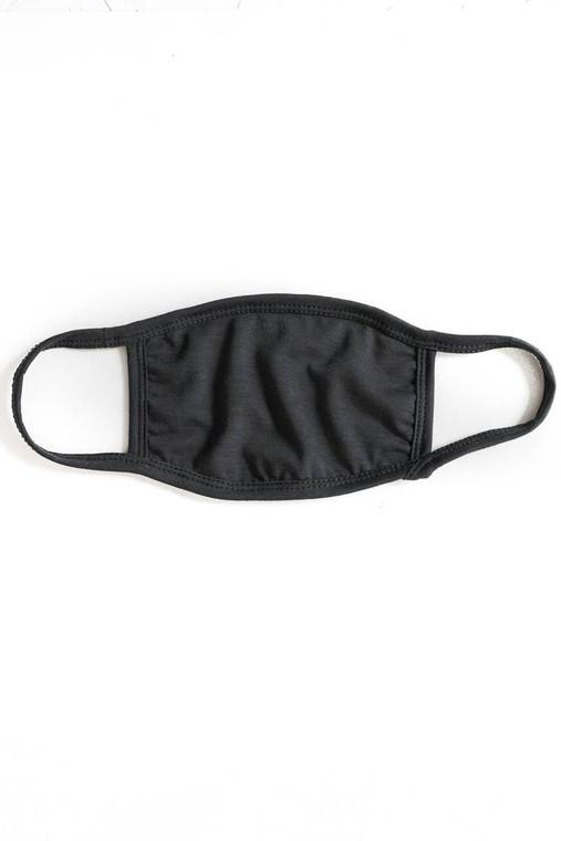 Charcoal Cotton Masks - Set of 2 Masks