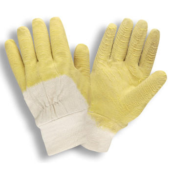 5620 RUFFIAN  PREMIUM RUBBER DIPPED  CANVAS LINED  CRINKLE FINISH  KNIT WRIST Cordova Safety Products