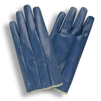 6710L CUT & SEWN NITRILE  BLUE  SLIP-ON STYLE  LADIES Cordova Safety Products