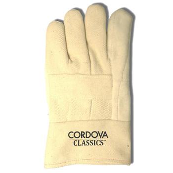 2573 CORDOVA CLASSICS   PREMIUM  GREEN  HEAVY WEIGHT HOTMILL  100% COTTON  BAND TOP Cordova Safety Products