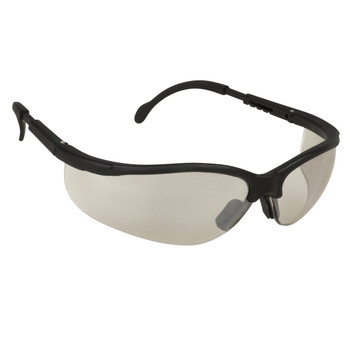 EKB50S BOXER  BLACK FRAME  INDOOR/OUTDOOR LENS  EXTENDABLE TEMPLES Cordova Safety Products