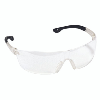 EGF10S JACKAL  CLEAR LENS  FROSTED CLEAR TEMPLE  CLEAR NOSE PIECE Cordova Safety Products