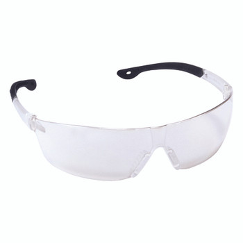 EGF50S JACKAL  INDOOR/OUTDOOR LENS  FROSTED CLEAR TEMPLE  CLEAR NOSE PIECE Cordova Safety Products