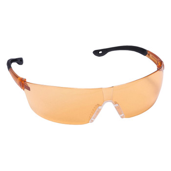 EGF95S JACKAL  ORANGE LENS  FROSTED ORANGE TEMPLE  CLEAR NOSE PIECE Cordova Safety Products