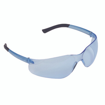 EL15ST DANE  FROSTED BLUE FRAME  LIGHT BLUE ANTI-FOG LENS  TPR TEMPLES Cordova Safety Products