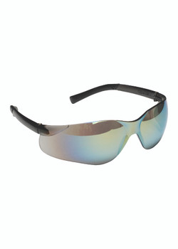 EL80S DANE  BLACK FRAME  RAINBOW MIRROR LENS  TPR TEMPLES Cordova Safety Products