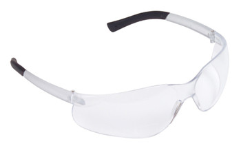 EBL10S10 DANE  READERS FROSTED CLEAR FRAME  CLEAR LENS  1.0 DIOPTER Cordova Safety Products