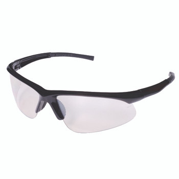 EOB50S CATALYST  BLACK GLOSS FRAME  INDOOR/OUTDOOR LENS  BAYONET TEMPLES Cordova Safety Products