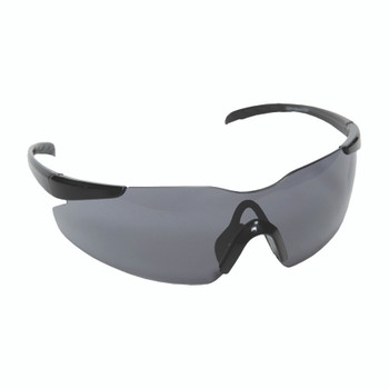 E01B20 OPTICOR  BLACK FRAME  GRAY LENS  TPR NOSE PIECE & TEMPLES Cordova Safety Products