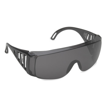 EC20SX SLAMMER  GRAY UNCOATED LENS  OTG  VENTED GRAY FRAME Cordova Safety Products