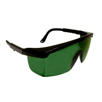 EJBIRUV5 RETRIEVER  BLACK FRAME  5.0 GREEN WELDERS LENS Cordova Safety Products