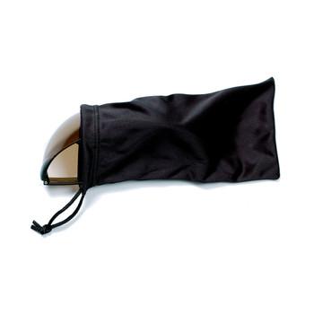 EB001 BLACK MICRO-FIBER EYEGLASS BAG  DRAWSTRING (12 PER PACK) Cordova Safety Products