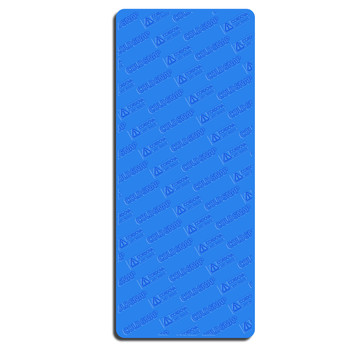 CT100 COLDSNAP  COOLING TOWEL  BLUE SUPER ABSORBENT PVA MATERIAL  33.5 x 13 INCHES  ONE PER POLYPROPYLENE TUBE Cordova Safety Products