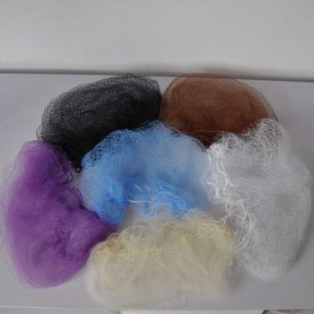 "HN19W/10 19"" WHITE NYLON HAIR NET Cordova Safety Products"