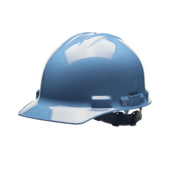 H26S5 DUO  BLUE CAP-STYLE HELMET  6-POINT PINLOCK SUSPENSION Cordova Safety Products