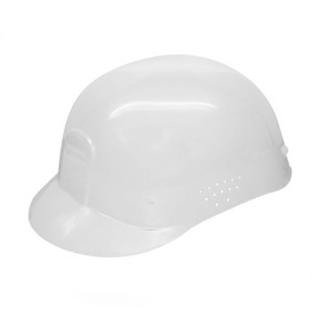HBC1 WHITE VENTILATED BUMP CAP/4-POINT PINLOCK WITH PLASTIC SUSPENSION Cordova Safety Products