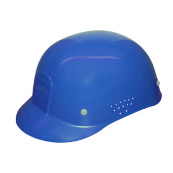 HBC5 BLUE VENTILATED BUMP CAP/4-POINT PINLOCK WITH PLASTIC SUSPENSION Cordova Safety Products