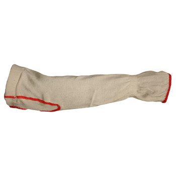 3738G2T RIPCORD  HIGH TENACITY NYLON/COTTON PLAITED SLEEVE  18-INCH  2-INCH GUSSET  THUMB SLOT  ANSI CUT LEVEL 2 Cordova Safety Products