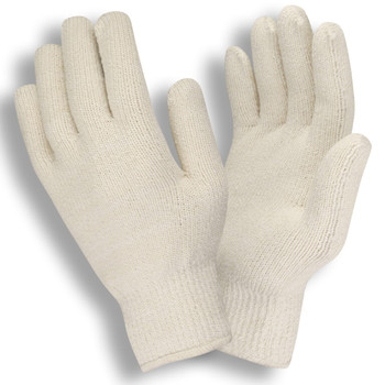 3214I STANDARD WEIGHT  NATURAL  LOOP-IN  KNIT WRIST Cordova Safety Products
