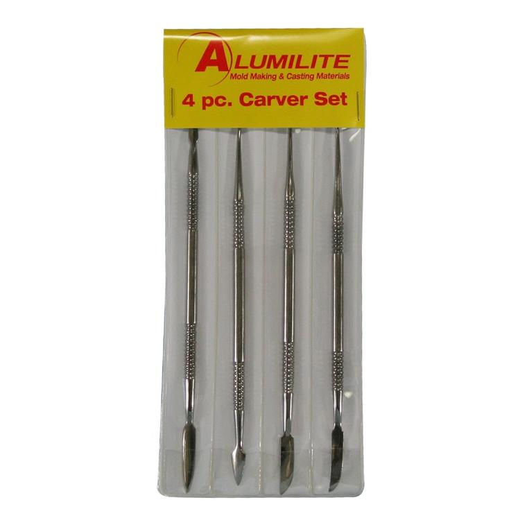 4 Piece Carver Set