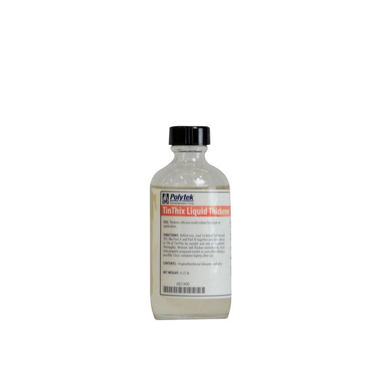 Tin silicone thixotropic additive