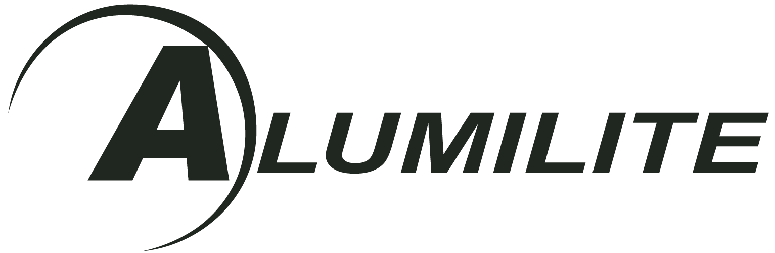 Alumilite Corporation logo dark grey