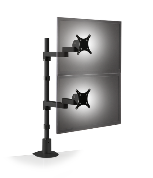 Innovative Dual Monitor Stand  #9112-D-28-FM-119