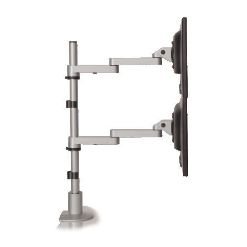 Innovative LCD Dual Monitor Mount #9130-D-FM
