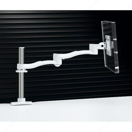 Richelieu Single Arm LCD Flat Panel Desk Mount GGF-500781530