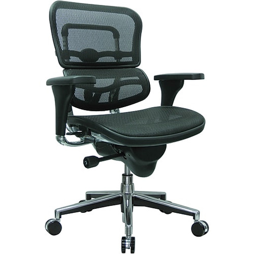 Ergohuman Mid-Back Office Chair GGF-ME8ERGLO