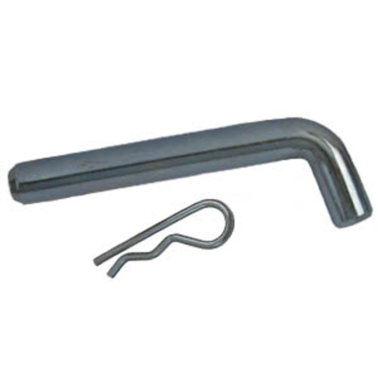 "5/8"" L-Shaped Pin with Clip"
