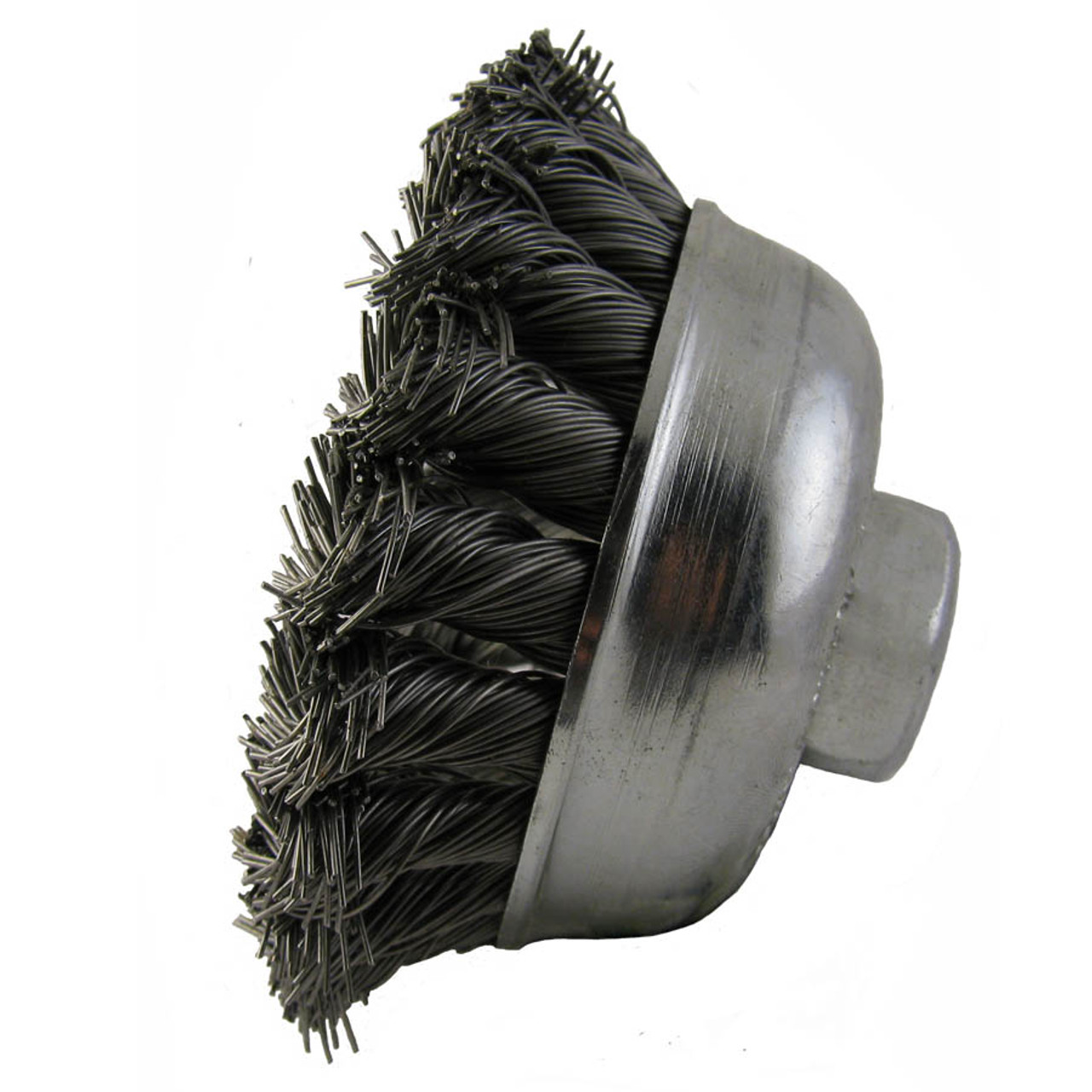 "3 1/2"" Cup Wire Brush"