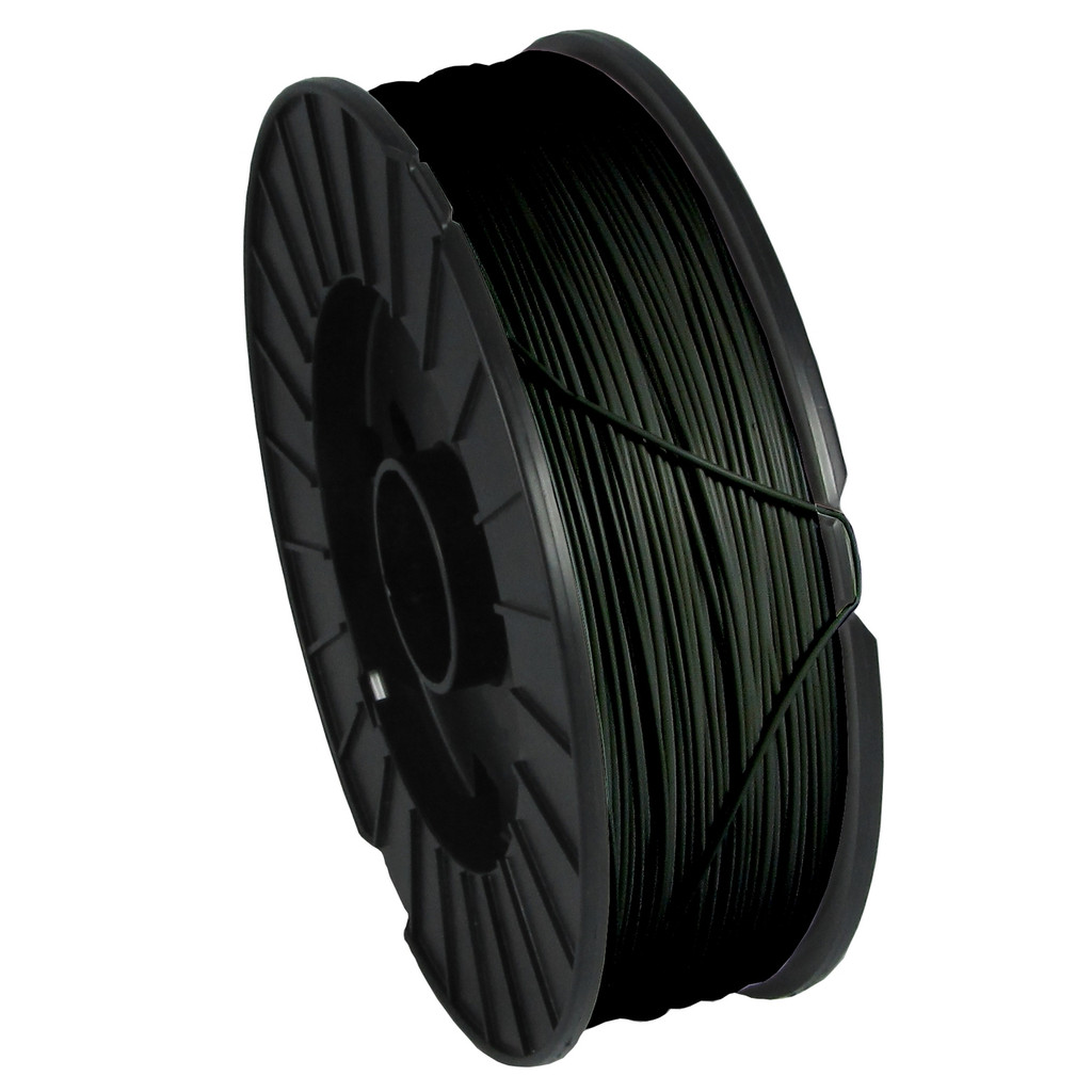 ABS-ESD7 COMPATIBLE WITH STRATASYS DIMENSION 1200: COLOR BLACK