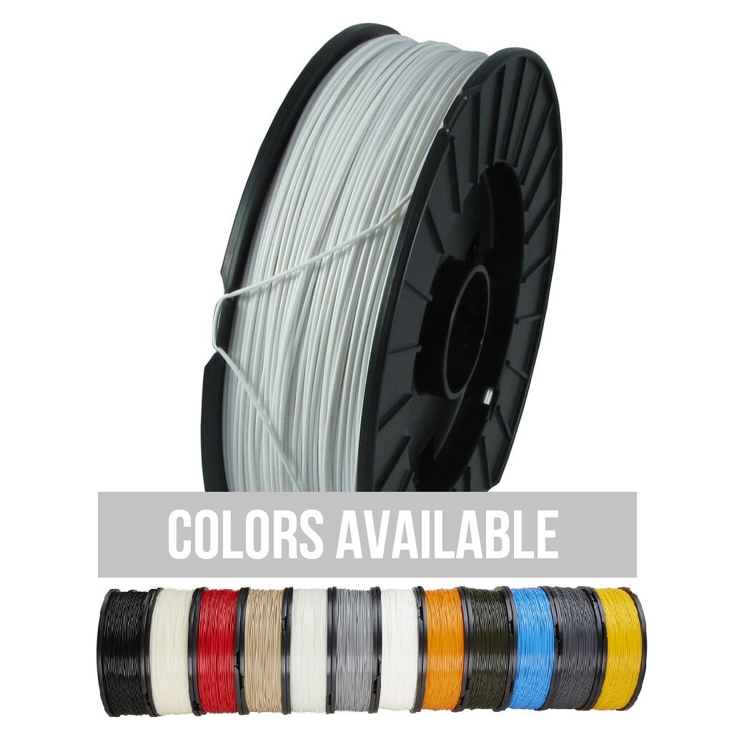 ABS P430 (M-type) Material for Dimension 1200® Printers 56 (cu in) Spool