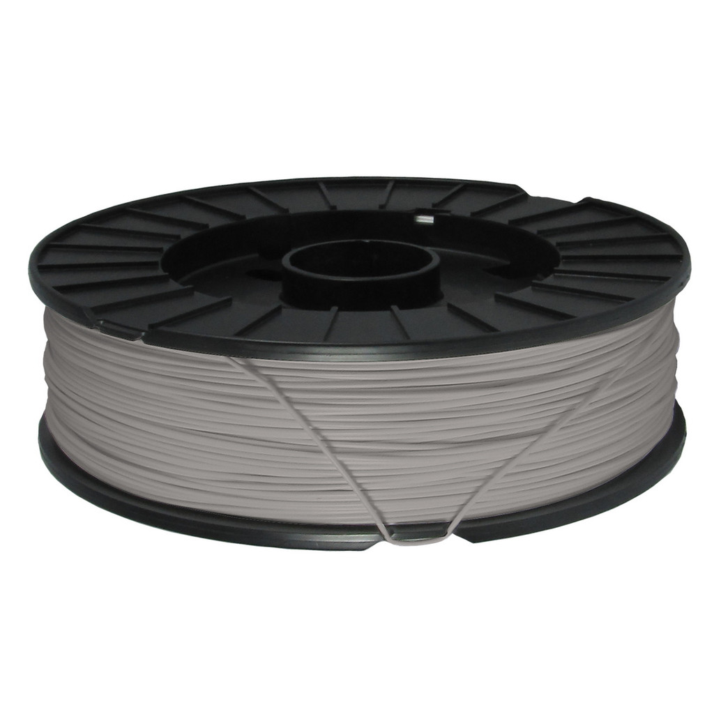 ABS P400 COMPATIBLE WITH STRATASYS P400  FILAMENT CARTRIDGES/CASSETTES FOR DIMENSION 1200 PRINTERS: COLOR GREY