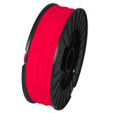 ABS P430 COMPATIBLE WITH STRATASYS P430  FILAMENT CARTRIDGES/CASSETTES FOR DIMENSION 768 3D PRINTERS: COLOR RED