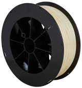 Fortus Ultem 1010 Support for 400/450/900/F900+® or upgraded 360mc® 92 (cu in) Spool with Classic/Gen1 or Plus/Gen2 EEPROM chip, like OEM 355-03240