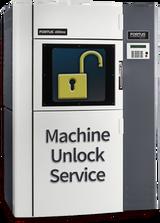 Fortus® Unlocking Service