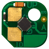 ABS Model Material for all F123® Printers 56 (cu in) Spool with reprogramming chip and spindle adaptor. Works with Argyle BST or OEM Soluble Support