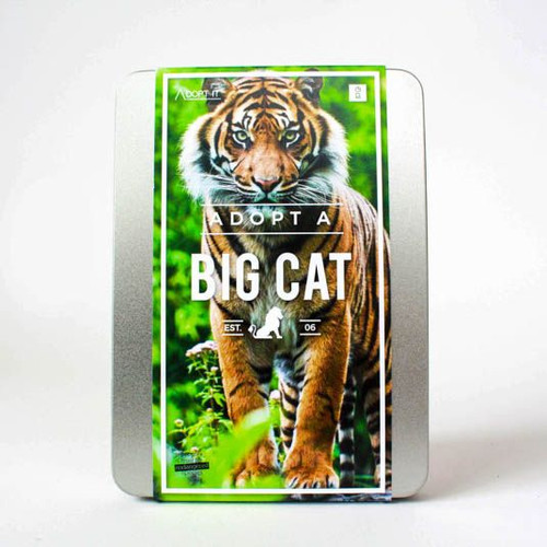 Adopt a Big Cat Gift Box