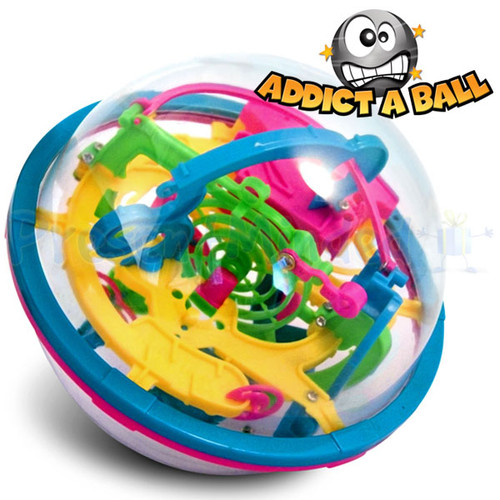 Addictaball Puzzle Game Maze 2 (Small)