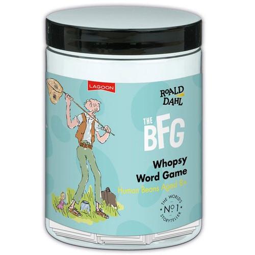 BFG Whopsy Word Game