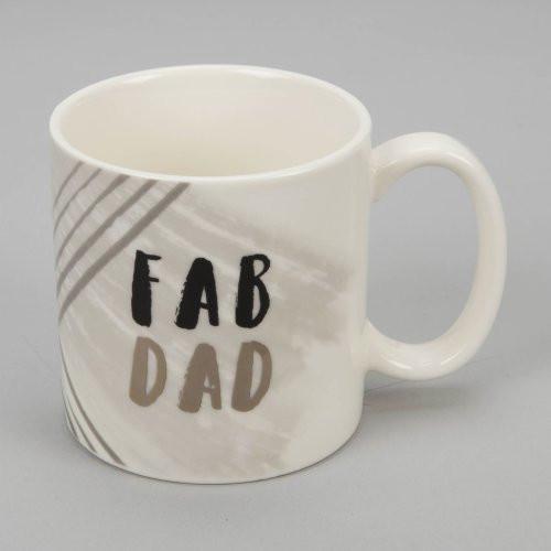 Fab Dad Ceramic Mug