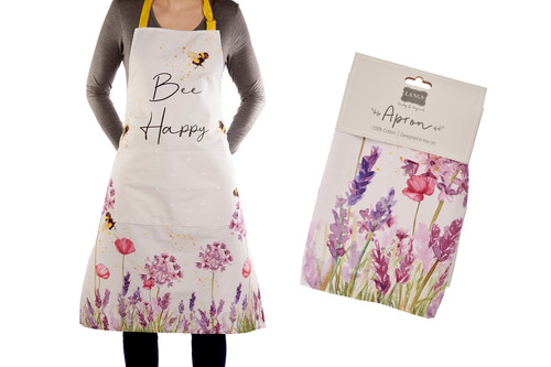 Beautiful Bee Apron