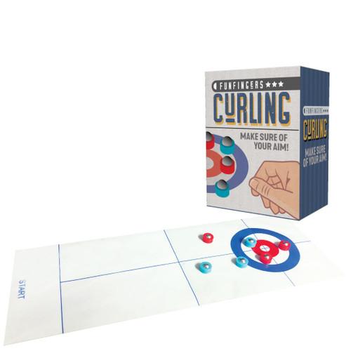 Funfingers Curling