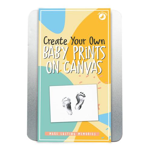 Gift Republic Baby Prints On Canvas