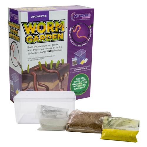 Wiggly Worm Garden