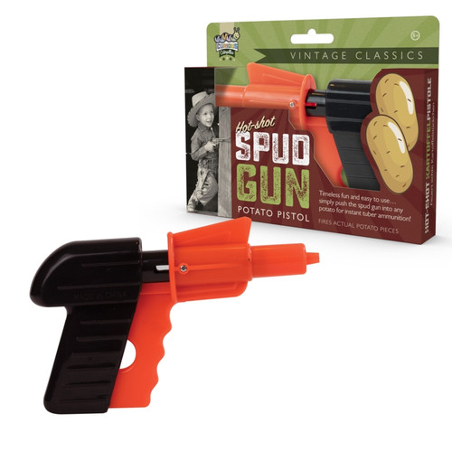 Hot Shot Potato Spud Gun